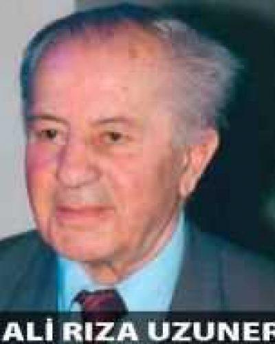 Ali RIZA UZUNER