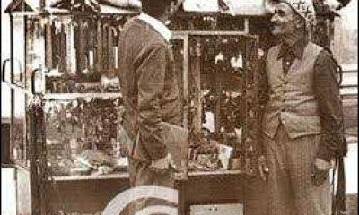 80'li Yıllarda Çaykara-4 (Arabakacı, Berber Cemal ve Hükümet Caddesi)