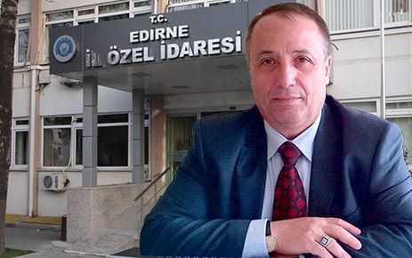 Muhammet Öztürk il Özel İdare Genel Sekreteri