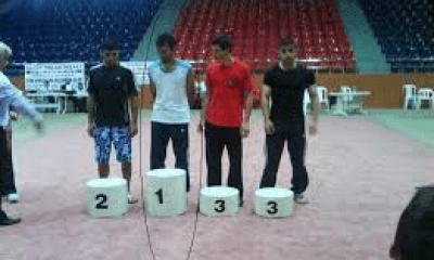Yavuz Selim Kazancı Türkiye Şampiyonu