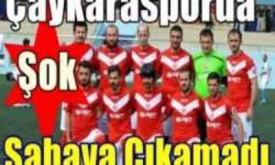 Çaykaraspor Mali Kriz nedeniyle Çaykara'da Oynayacağı Maçları Trabzon'a Aldı