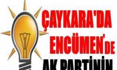 Çaykara'nın Meclis Üyeleri