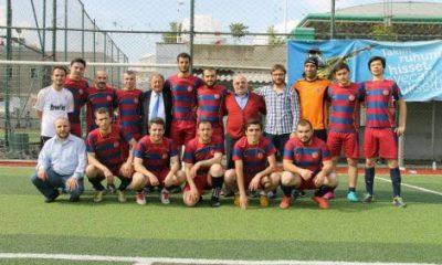 Çaykara-Dernekpazarı Futbol Takımı Yarı Finale Yükseldi