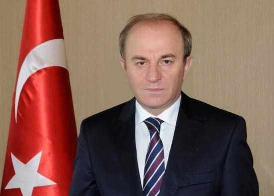 Sebahattin Öztürk Antalya Valiliğine atandı