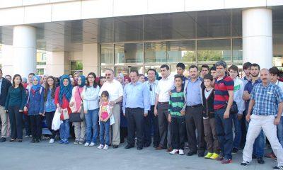 Çaykaralı Öğrencilerin Marmara Gezisi