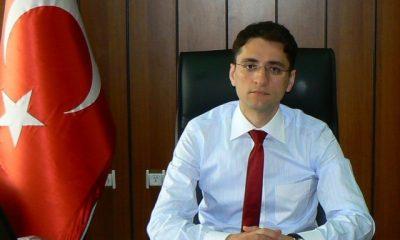 Çaykara'nın Yeni Kaymakamı Mustafa Gül