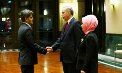 Öğretmenler Adına Trabzon'u Ankara'da Temsil Etti