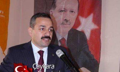 """Ak Parti  İlçe Başkanı  Şimşek """"Çaykara'da oyumuzu artırdık""""dedi"""