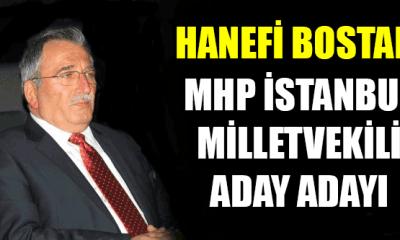 Hanefi Bostan MHP İstanbul Milletvekili Aday Adayı