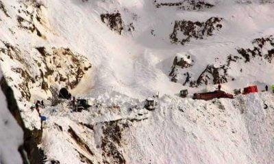 Çaykara'daki Çığ Felaketinde Son Dakika Gelişmesi