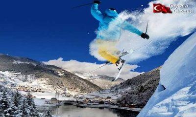Uzungöl Kar Festivaline Hazırlanıyor