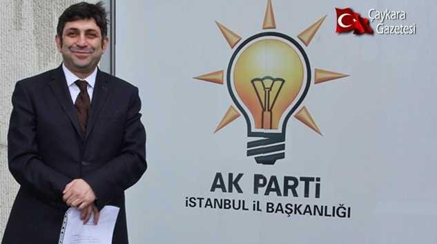 Mehmet İrfan Coşkun İstanbul'dan Aday