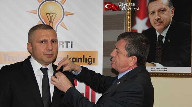 İsmail Cem Güner Trabzon Ak Parti Aday Adayı