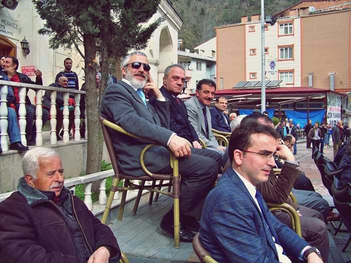 Çaykara'nın 97. Kurtuluş Yıldönümü Törenlerle Kutlandı 21