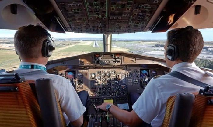 Çaykaralı pilottan sıra dışı anonslar