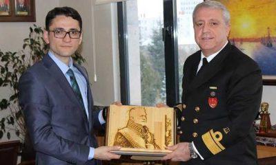 Gül'den Askeri Yargıtay Başkanına Ziyaret