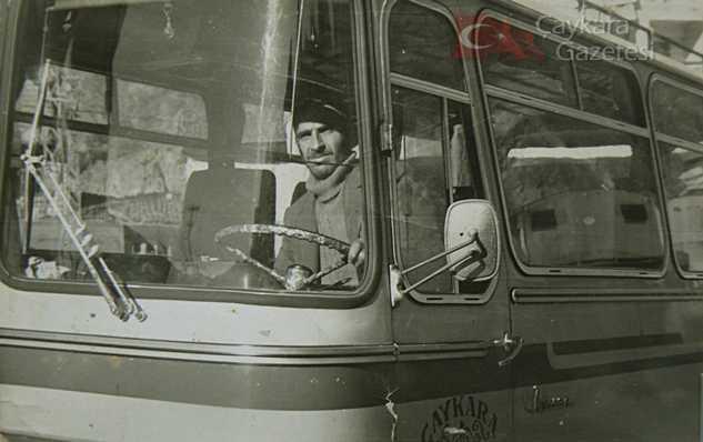 Çaykara Tur ve Belediye Otobüsü Meselesi 7