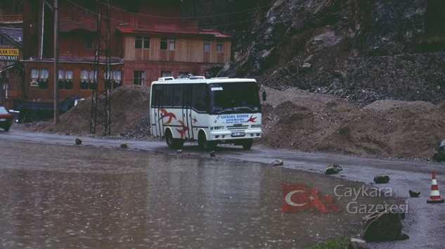 Çaykara Tur ve Belediye Otobüsü Meselesi 6