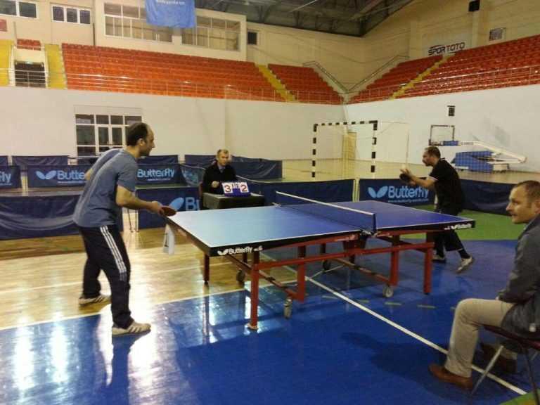 Masa Tenisinde Çaykara Müftülüğü il 3.sü Anadolu Lisesi 4. oldu 1