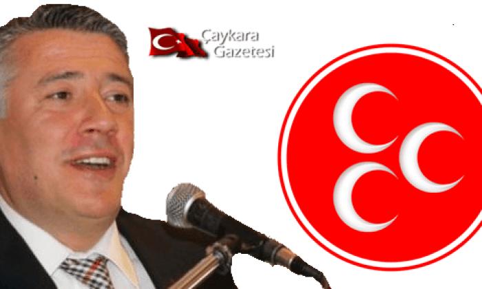 MHP Trabzon Milletvekili aday adayı Dr. Hüseyin Örs Çaykaradaydı