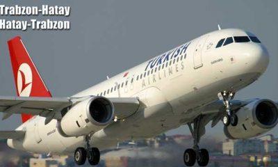 Hatay-Trabzon arasında uçak seferi istiyorlar