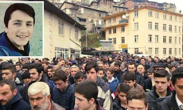 Musa Eren Demirhan Murgul'da toprağa verildi