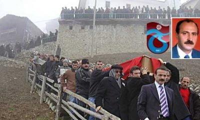 Trabzonspor Numan Gül'ü unutmadı