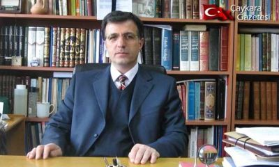 Prof. Dr. Salih Sabri Yavuz RTE İlahiyat Fakültesi Dekanı Oldu