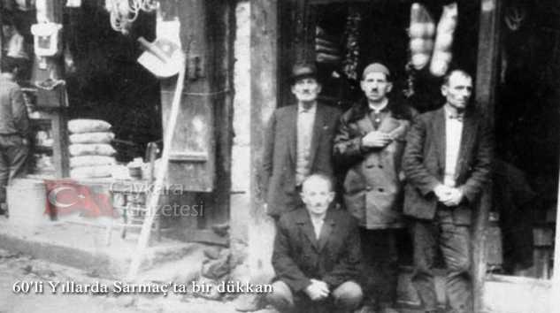 Tarihi çarşıdan at çiftliğine Sarmaç Çarşısı 1