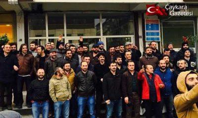 Uzungöl Esnafı Birlik AŞ'yi Kurdu
