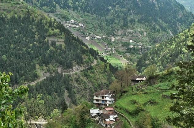 Çamlıbel (Köyü) Mahallesi