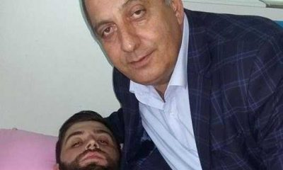 Taşkıran'dan Muhammet İkbal Albayrak Hastaneye yatırıldı.