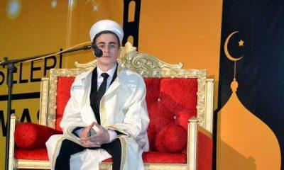 Uzungöl Kur'an Kursu öğrencisi Abdurrahim Aydın Bölge birincisi