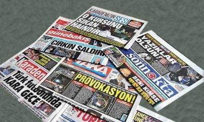 Trabzon Yerel Basını: Kurşun Sıkan Bizden Değildir