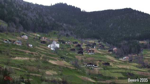 Demirli (Köyü) Mahallesi.