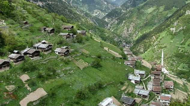 Uzuntarla (Köyü) Mahallesi.