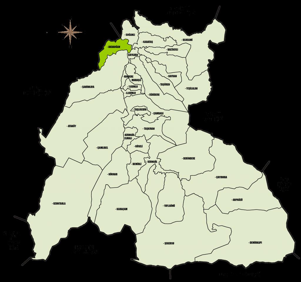 Akdoğan (Köyü) Mahallesi 1