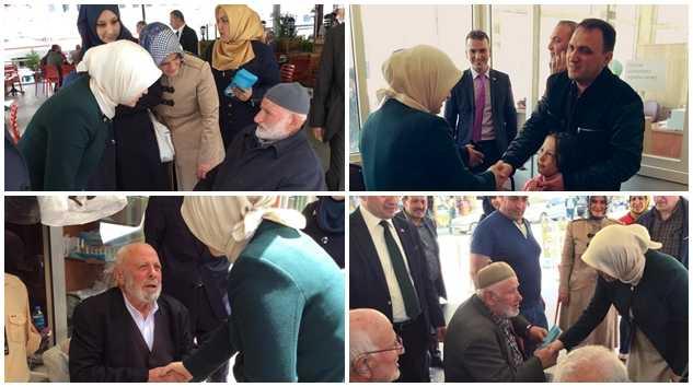"""""""Çaykara'dan Çaykaralıya tam destek"""" 5"""