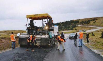 Büyükşehir Çaykara'ya 6 milyon 250 bin TL'lik yol yapacak