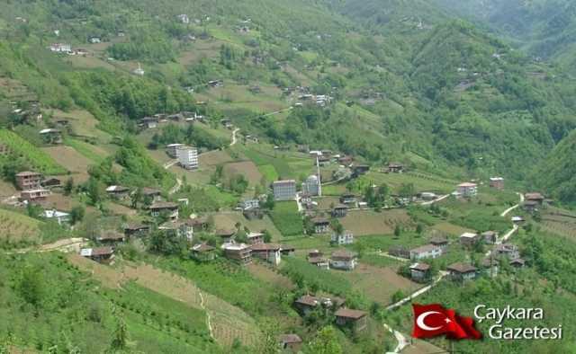 Yeşilalan (Köyü) Mahallesi.