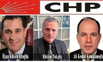 CHP'de Çaykaralı adayların durumu ne oldu?