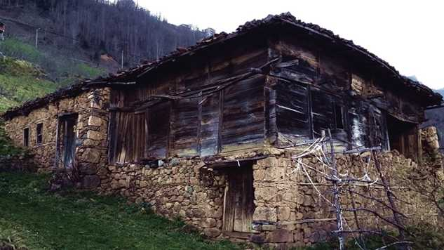 Yorgun evler... 4