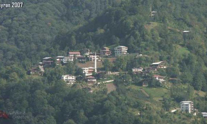 Kayran (Köyü) Mahallesi.