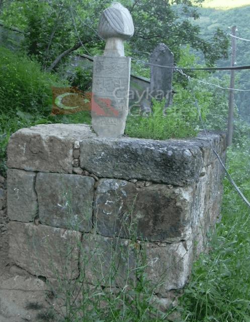 251 yıllık mezar taşı 1