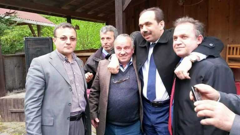Ak Parti Trabzon 2. sıra adayı Muhammet Balta Çaykara'daydı 3