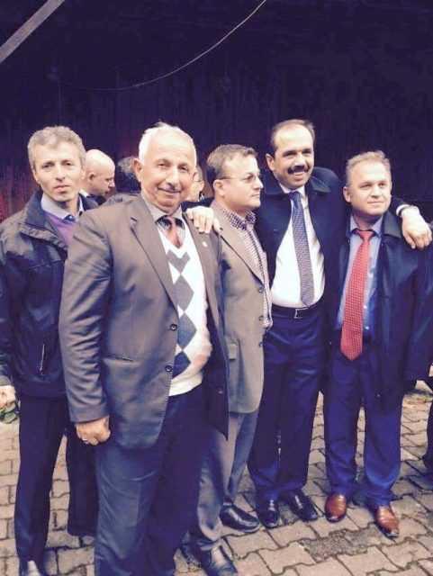 Ak Parti Trabzon 2. sıra adayı Muhammet Balta Çaykara'daydı 4
