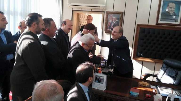 İçişleri Bakanı baba ocağında sorunları dinledi 1