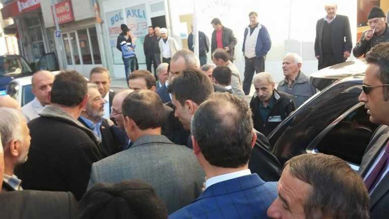 İçişleri Bakanı baba ocağında sorunları dinledi 2