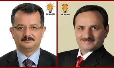 Samsun Ak Parti listesinde iki Çaykaralı