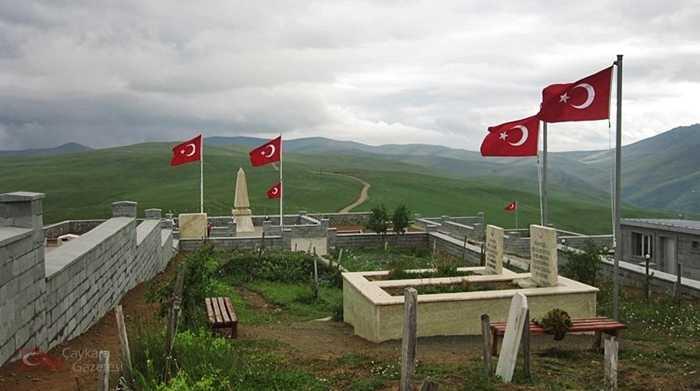 """Prof. Dr. Hikmet Öksüz'ün kaleminden: """"Hürriyet kaynağımız, gurur abidelerimiz: Sultanmurat Şehitleri"""" 1"""